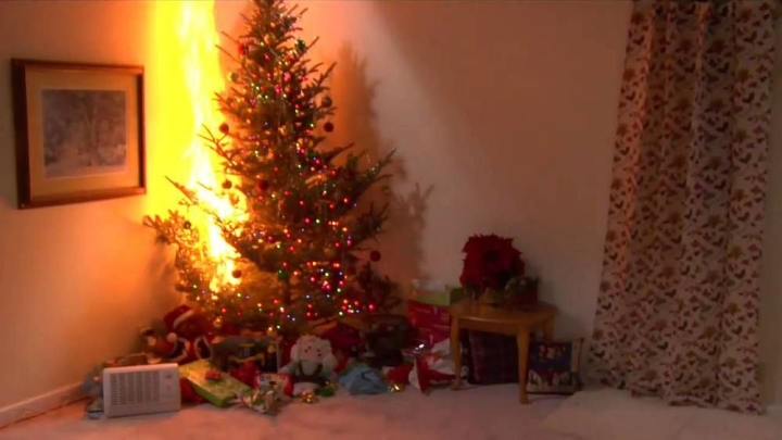 Fire prevention - Holiday season