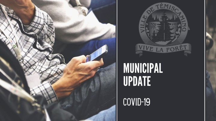 Municipal update - Number 3