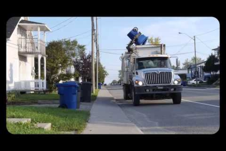 Residual Matters - informative video clip on THE BINS