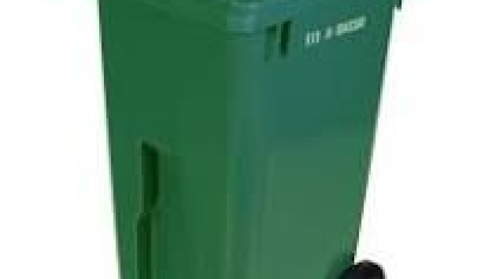 MRCT - Collection of the green bins postponed